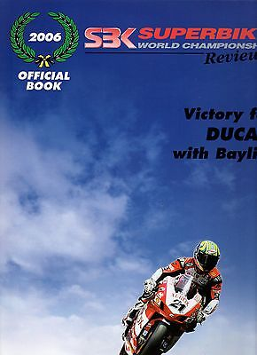 2006 Superbike World Championship Review, Official Book