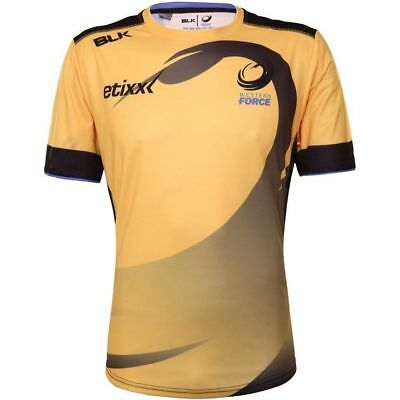 Western Force 2016 Captains Run Training Tee Shirt 'Select Size' S-7XL BNWT