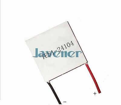 TES1-24104 Heatsink Thermoelectric Cooler Peltier Cooling Plate 24V 4A