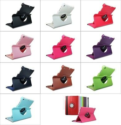 Rotating Magnetic PU Leather Case Smart Cover Stand for Apple iPad 2 3 4