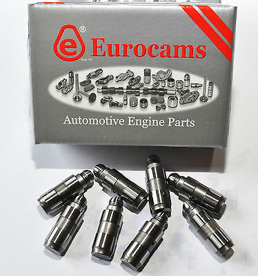 Smart Cabrio, City-Coupe 0.6 Hydraulic Tappets Lifters Set 6 Pcs