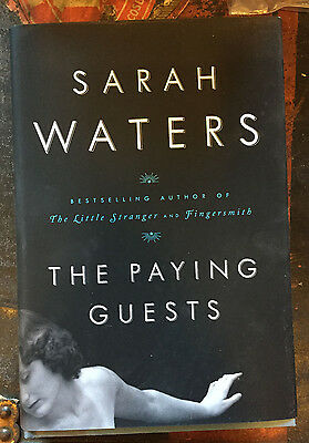 The Paying Guests/Sarah Waters.Signed.1st Edition, American, Hardcover w/Jacket