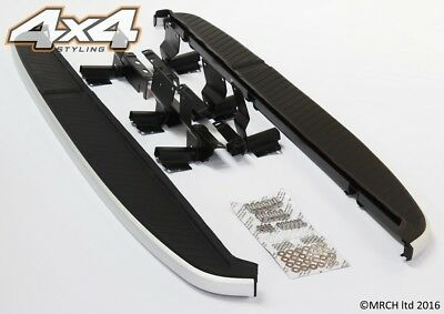 For Land Rover Range Rover Sport 2005 - 2013 Side Steps Running Boards Set