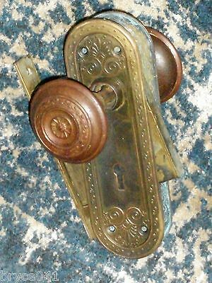 Antique Russell & Erwin Door Knob Sets