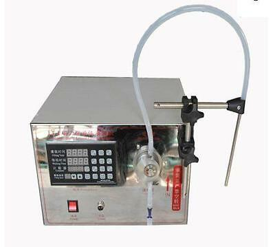 5-5000ml to unlimited Magnetic Pump Micro-computer Liquid Filling Machine