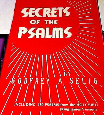 Secrets of the Psalms by Godfrey Selig      Know Your Psalms Popular Publication