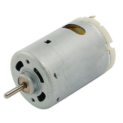 DC 12V 1-1.2A 15000RPM High Torque Electric Motor for DIY Cars Toys SYSZAU