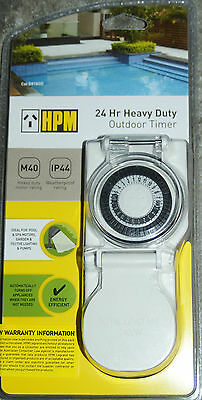 hpm 7 day digital timer instructions