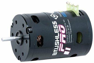 Graupner 97279 - Motore brushless GM Pro 9T Delta Wound SW (T6D)