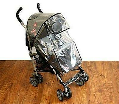 Universal Pushchair / Buggy Rain Cover