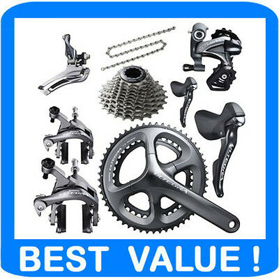Shimano Ultegra 6800 11-Speed Groupset
