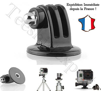 Adaptateur support tripod mount Accessoires pour GOPRO HERO 1 2 3 3+ 4 Camera