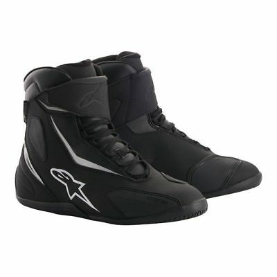 2017 Alpinestars Fastback Waterproof Motorcycle Boots / Ride Shoes Super Trick!!
