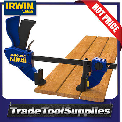 Irwin Timber Decking Tool Clamp Quick-Grip Pack 512QCN-1927870