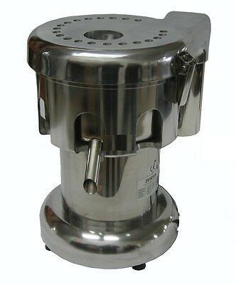 Commercial Juice Extractor Stainless Steel Juicer - Heavy Duty