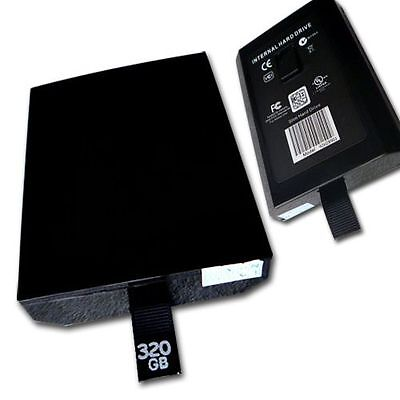 320GB 320G SATA Hard Disk Drive HDD For XBOX360 XBOX 360 360S Slim Console LIVE