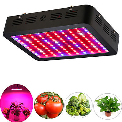 1000W LED Grow Light  Full Spectrum Indoor Kits veg flower medical plant Lamp