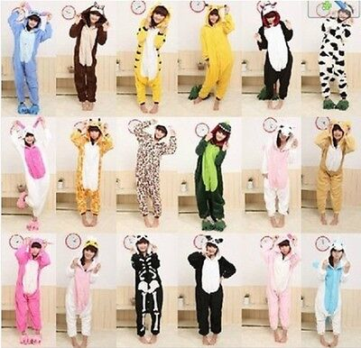 Christmas!Kigurumi Pajamas Adult Onepiece Sleepwear Anime Cosplay Costume Local!