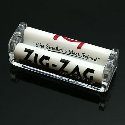 Regular Size Zig Zag Automatic Cigarette Cig Tobacco Rolling Roller Machine