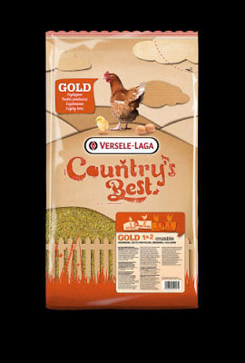 Versele Laga Country´s Best GOLD 1 & 2 Crumble 5kg