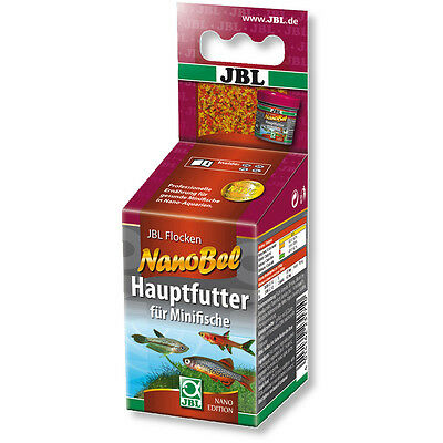 JBL NanoBel 60ml Fish Flakes Nano Bel for Mini Fish