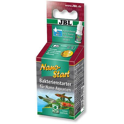 JBL NanoStart Filter Bacteria Nano Start Nitrifying Biological Filtration