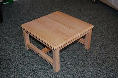 Square Wooden Step Stool for Children