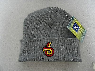 Buick Power 6 Tossel Cap Grand National Tuque/beanie/skull Cap Grey By Gm