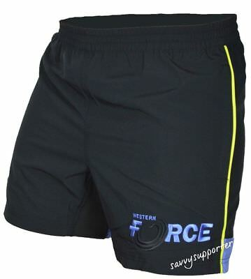 Western Force Training Gym Shorts 'Select Size' XS-7XL BNWT6