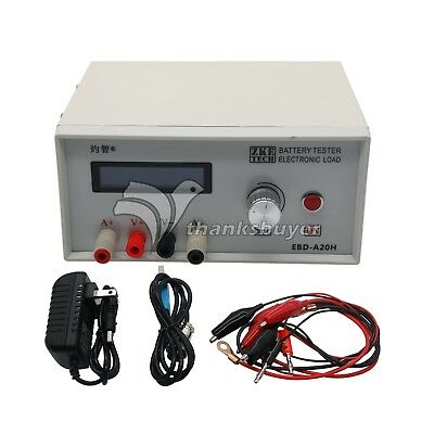 EBD-A20H Electronic Load Power Battery Capacity Tester Resistance Discharge