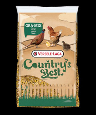 Versele Laga Country´s Best GRA MIX Geflügel Mix + Grit 20kg