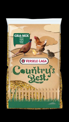 Versele Laga Country´s Best GRA MIX Küken & Wachtel Mischung 20kg