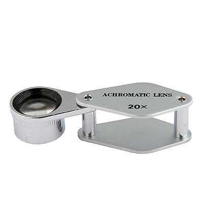 Pocket magnifier Achromatic 14mm  20x