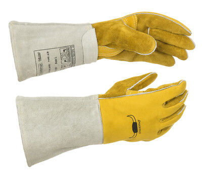 WELDAS Steersotuff Comfoflex Welding Gloves HIGH QUALITY - Size L, XL, XXL
