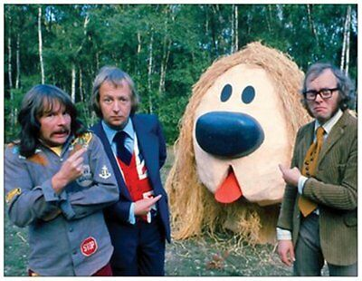 THE GOODIES fridge magnet GIANT SIZE!!!!  - REDUCED TO CLEAR