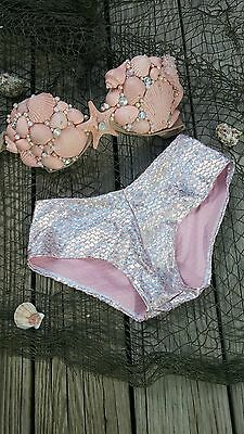 **Pink PLUR-Maid Rave/Festival Outfit**
