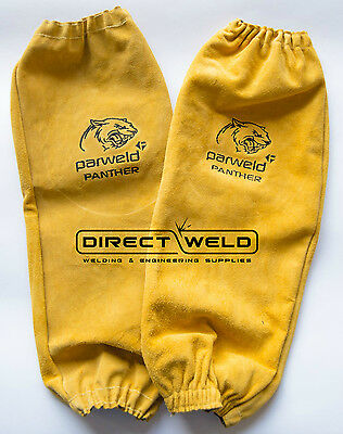 Parweld / Panther Welding Leather Sleeves