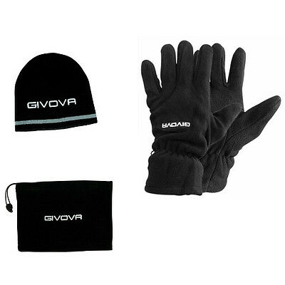 Givova Winter Accessories - Hat   Neckwarmer   Gloves
