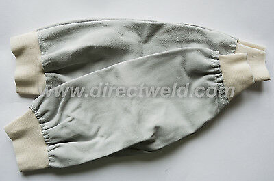 Chrome Leather Welding Sleeves