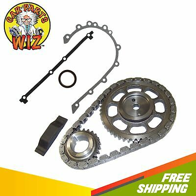 Timing Chain Kit Cover Gasket Set Fits 94-98 Jeep Cherokee 4.0L OHV