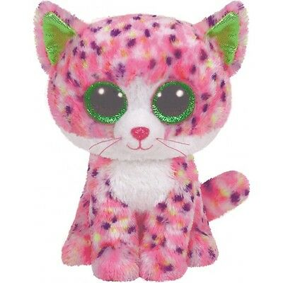 Sophie The Pink Cat Ty Beanie Boos  Brand New