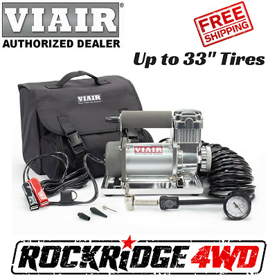 Viair 300P Portable Compressor Kit 33% Duty 150 PSI 4x4 RV Jeep Onboard Air Boat