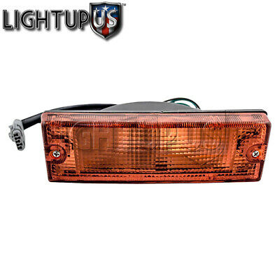 Fits 1994-1997 Honda Passport Front Signal Light Pair IZ2520102+IZ2521102