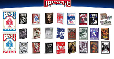 Bicycle Playing Cards Deck Official Range