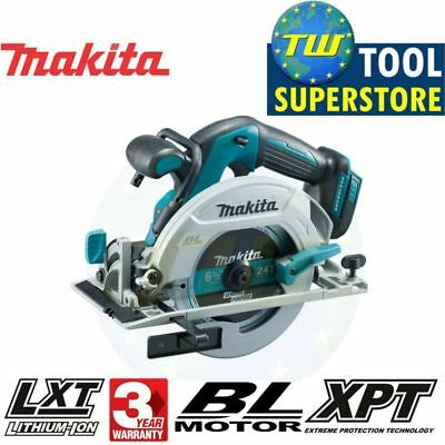 Makita DHS680Z 18V LXT BRUSHLESS 165mm Circular Saw Body Only Bare Unit