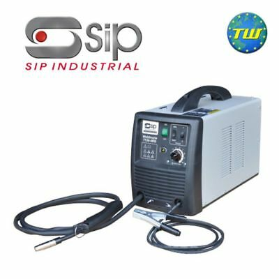 SIP 05736 T136 MIG Welder Gas Gasless 30 - 135 Amp 230V 13A WELD CAR WITH NO GAS