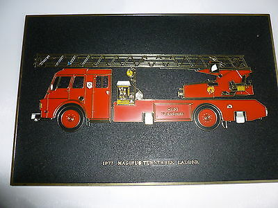 Fire Engine Pictures Plastic West Yorkshire