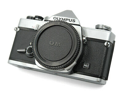 Olympus OM-1 Replacement Cover - Laser Cut Recycled Leather