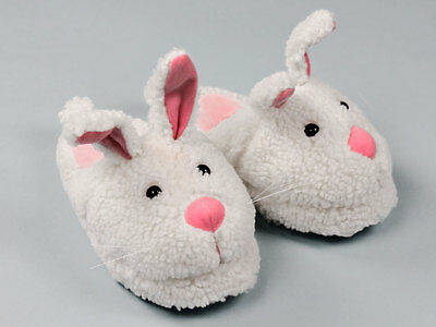 Kids Classic Bunny Slippers - for Children Boys and Girls