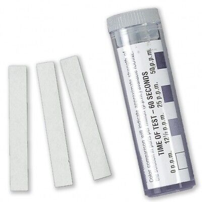 Bartovation Iodine Test 0-50PPM Strips (one vial of 100 paper strips)